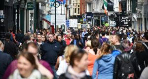 The Republic's GDP will grow three times faster than Northern Ireland this year. Photograph: iStock