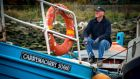 McDonald Boats: the Co Donegal boatbuilder Philip McDonald. Photograph: Donal Glackin