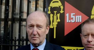 Minister for Transport Shane Ross has dismissed criticism of his Judicial Appointments Bill by former minister for justice Alan Shatter. File photograph: Alan Betson/The Irish Times.