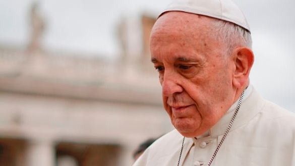 Pope Francis is due to visit Ireland in August. Photograph: Andrew Medichini/AP