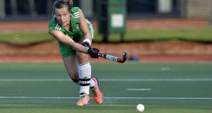 Ireland coach Graham Shaw is confident that Megan Frazer will be fit for the World Cup. Photograph: Inpho