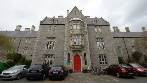 The Central Mental Hospital in Dundrum: On arrival patients often have to be kept in seclusion while doctors formulate a drug regime to end their psychosis, a process that can take up to a year. Photograph: Dara Mac Dónaill