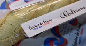 Cuisine De France owner Aryzta last month issued a fresh profit warning. Photograph: Nick Bradshaw