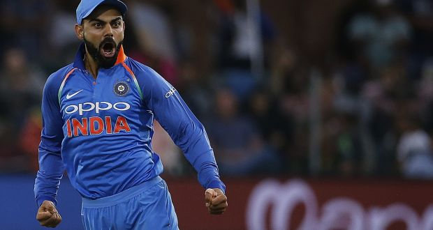 072a5172396 India captain Virat Kohli leads a strong squad for the two T20  internationals against Ireland in