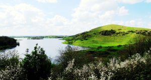 Lough Gur in Co Limerick