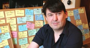 'Father Ted' creator Graham Linehan has revealed he was recently diagnosed with testicular cancer.