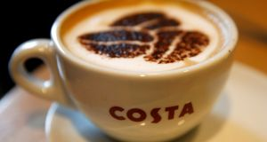 Costa has been valued by some at £3 billion. Photograph: Reuters