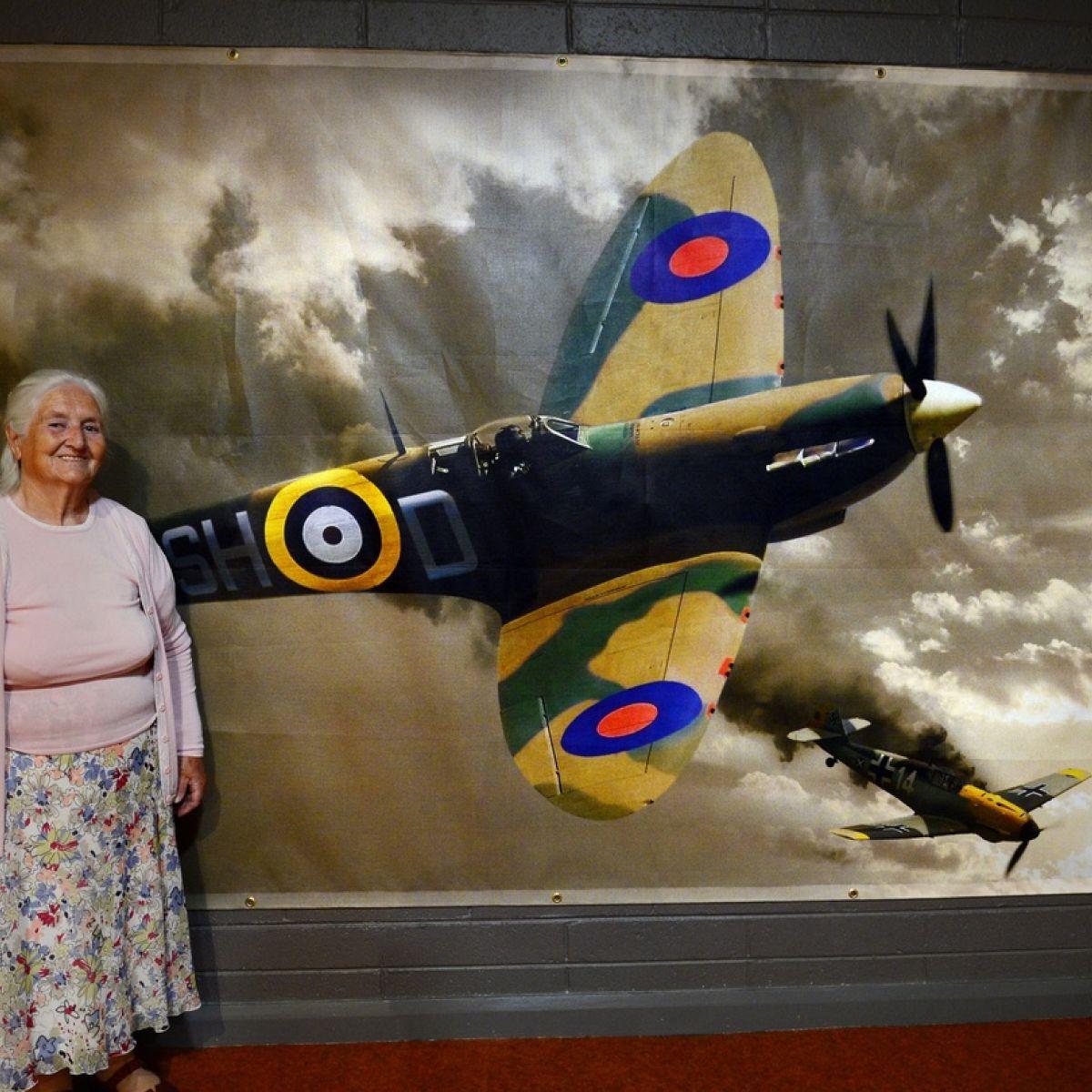 Spitfire that crash-landed in Co Monaghan put on display