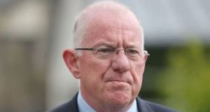 Minister for Justice Charlie Flanagan has  said he does not envisage offering employers incentives to recruit asylum seekers. File photograph: Eric Luke