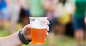 For all the wonderful local and artisan delicacies you might get to try as part of your summer festival experience, the accompanying drink will likely be the beer-world equivalent of a Big Mac. Photograph: Getty Images/iStockphoto