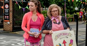 New this week: Emily Attack and Jennifer Saunders in Patrick