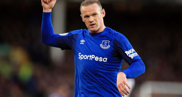 670942f7b Wayne Rooney will leave Everton to join DC United in Major League Soccer.  photograph