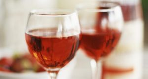 Possibly best of all would be a medium-bodied rosé. It is summer after all