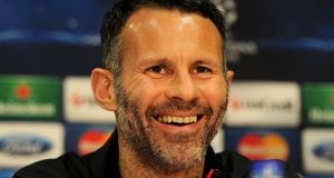 "Ryan Giggs: shocked the ITV World Cup panel into silence by suggesting: ""You can go out against  Columbia.""  Photograph:  Martin Rickett/PA"