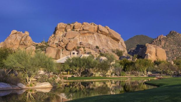 The Boulders Resort and Spa, Arizona.