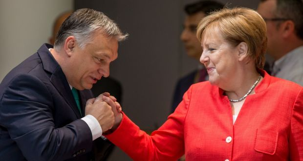 Orban calls EU migration deal 'great victory' for central Europe
