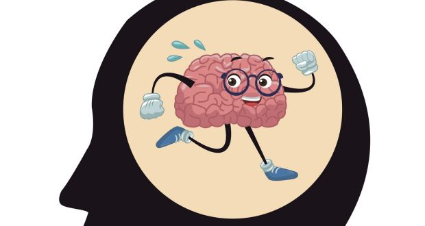 What running does to your brain