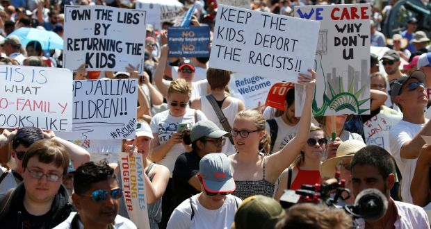 Image result for photos of rallies against ice