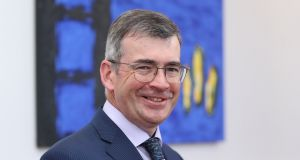 Nnew Garda Commissioner Drew Harris: he faces a formidable task of modernising and reforming the Garda Síochána while fending off political criticism and vested interests