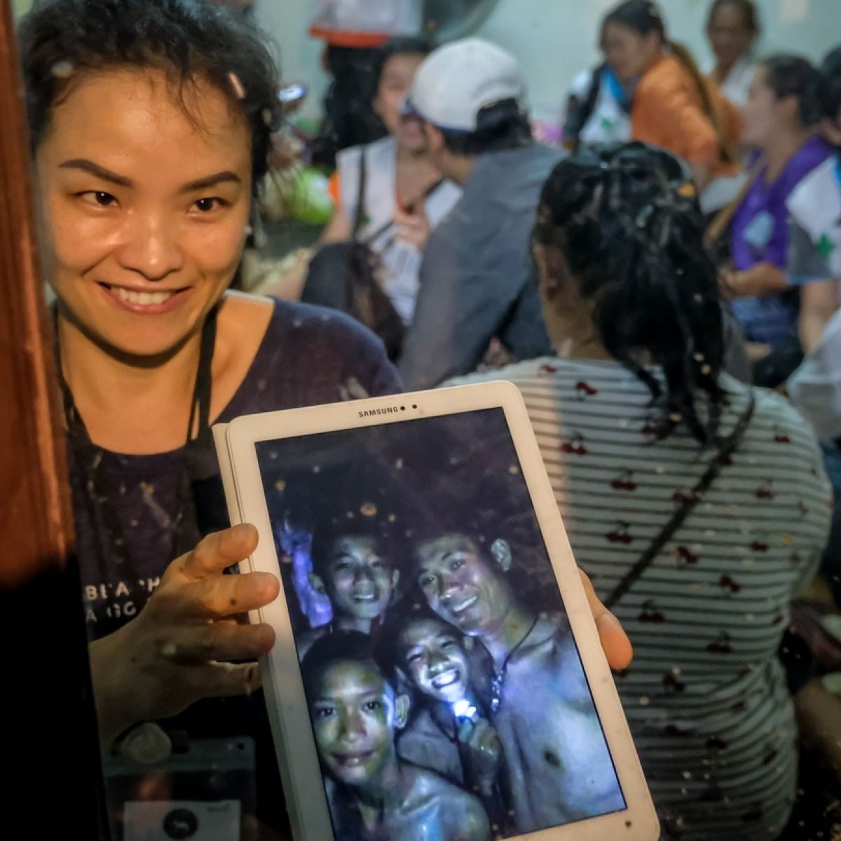 Image result for Thailand cave rescue: appeal for small full-face masks – live updates