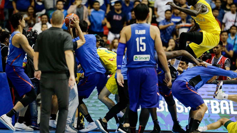 62bc550cb Philippine officials express regret over mass basketball brawl