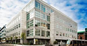New Century House in the IFSC is rented by Bank of Ireland