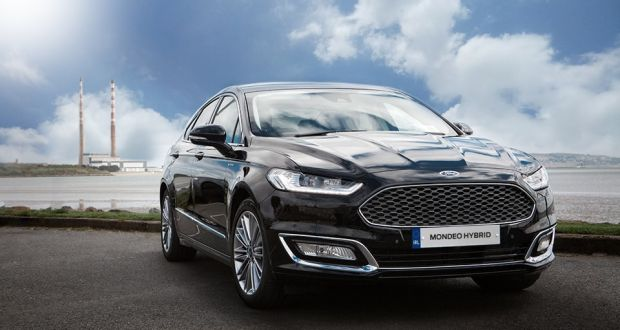 The Arrival Of Mondeo Hev Is First Step In A Progressive Electric Vehicle Ev Development Plan For Ford