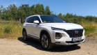 Our Test Drive: the Hyundai Santa Fe