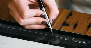 Adonit Ink Pro is a stylus with some smart features that's aimed at Windows users