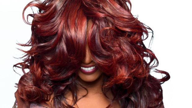 Chaka Khan: back working on her first album in 11 years