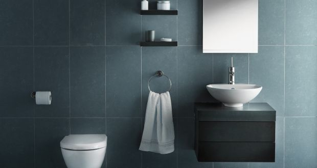 Bathrooms are going grey. Photograph: Getty