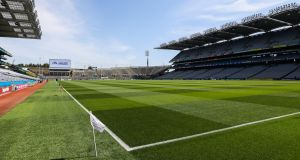 Dublin will play Donegal in the Super 8s at  Croke park on Saturday, July 14th at 7.0pm.  Photograph: Tommy Dickson/Inpho