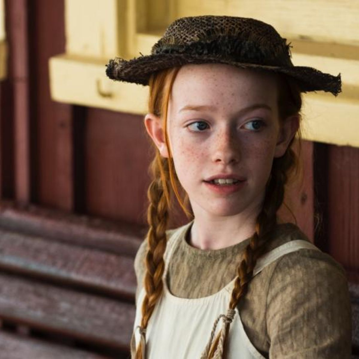 Amybeth Mcnulty The Donegal Teenager Who Stars In Anne With An E