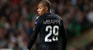 "Real Madrid have dismissed reports they have agreed a deal to sign Kylian Mbappe from Paris St Germain, describing the rumours as ""completely false"". Photo: Andrew Milligan/PA Wire"