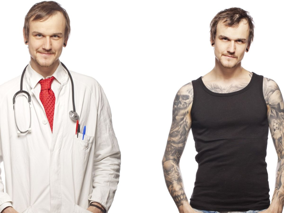 Would You Care If Your Doctor Had A Mad Max Tattoo
