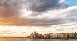 Budapest: property market didn't bottom out until 2013, from whence a faltering recovery has become an overheating market. Photograph: Getty