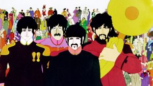 Cartoons might not have been cartoons – at least as we know them – without 'Yellow Submarine'