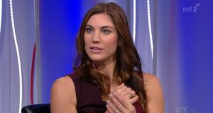 Introducing US World Cup winner Hope Solo to the RTÉ panel, for me, is a massive win for the broadcaster.