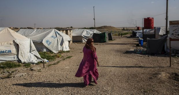 Wives and children of Isis: Unwanted back home, warehoused in Syria