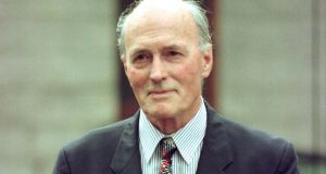 John Blayney in 1998. Photograph: Colin Keegan/Collins