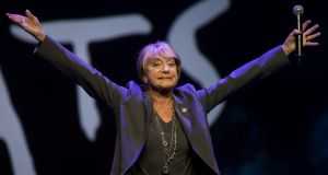 Gillian Lynne in  2015: she worked almost continuously until a few years ago. Photograph: Ian Langsdon/EPA