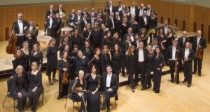 National Symphony Orchestra: moving from RTÉ to the National Concert Hall. Photograph: RTÉ