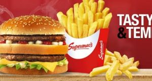 "The Supermac's ""Glan agus Glas"" initiative is extended across all of the chain's 110 outlets. Photograph: Supermacs.ie"