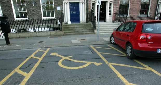 Fixed Charge Fines For Illegally Parking In Disabled Spaces Soar