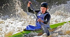 Ireland's  Ronan Foley claimed victory in the canoe marathon European Championships in Croatia.