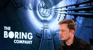 Elon Musk's tunnelling startup The Boring Company could make its drills available. Photograph: Lucy Nicholson/Reuters