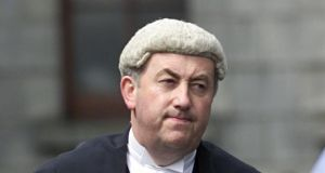The President of the High Court Mr Justice Peter Kelly. Photograph: Collins Agency
