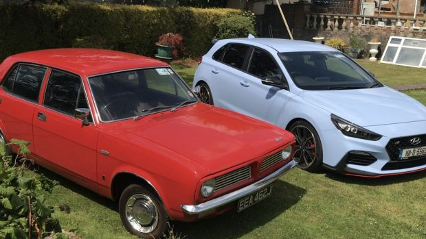 What possible connection could there be between the worst car in the world, the Morris Marina, and Hyundai's rapid-fire hot hatch? Simple – the Marina is the i30N's grandfather