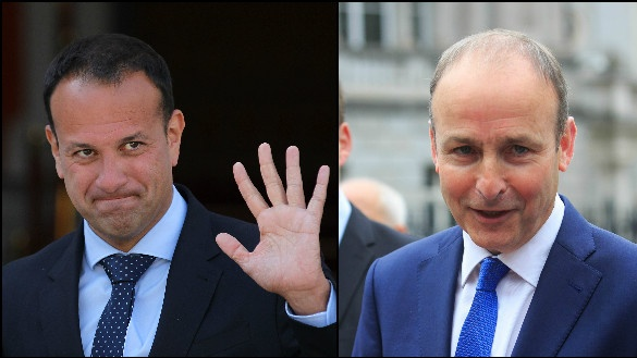 Martin tells Varadkar 'we should commit not to collapse Government until Brexit deal reached'