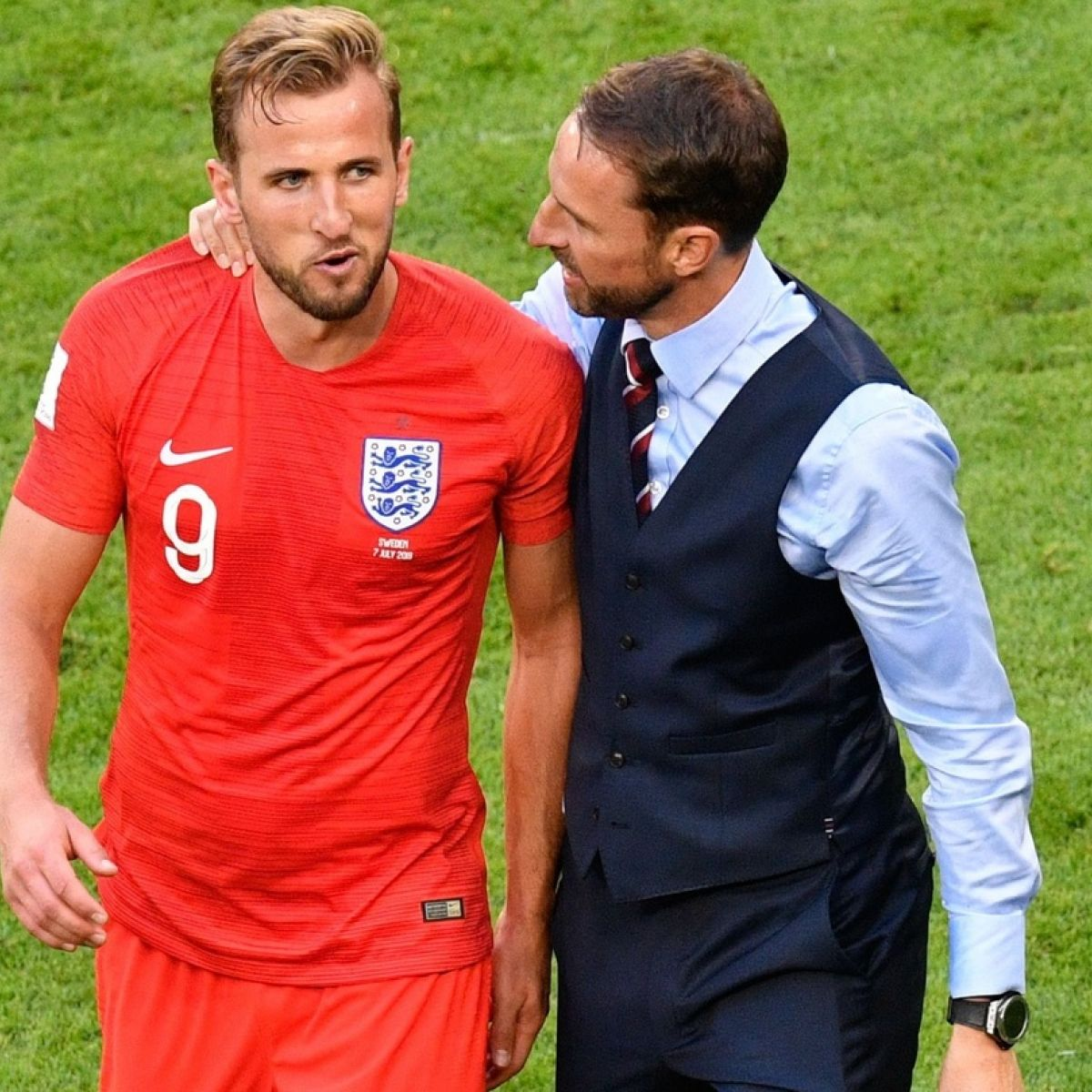 83ef1190593 Gareth Southgate: Bigger and better things ahead for England